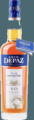 Depaz Cuvee du Grand Saint Pierre XO rum