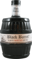 A. H. Riise Black Barrel Navy Spiced rum