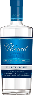 Clement Canne Bleue rum