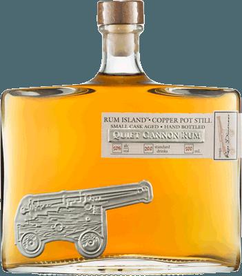 Quiet Cannon Small Cask rum
