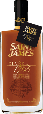 Saint James Cuvee 1765 rum