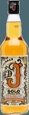 Old J Gold rum