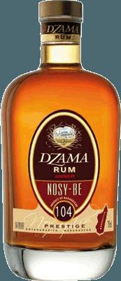 Dzama Nosy-Be Amber rum