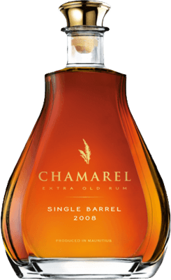 Chamarel 2008 Single Barrel rum