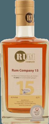 Rum Company 15 rum