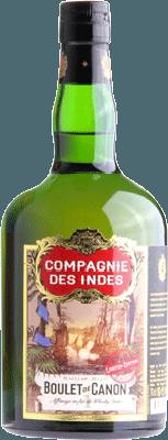 Compagnie des Indes Boulet de Canon rum