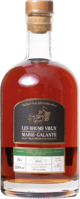 Bielle 2003 Brut de Fut 8-Year rum