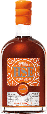 HSE 2004 Small Cask 9-Year rum