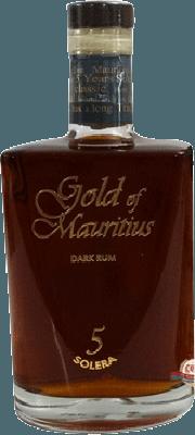 Gold of Mauritius Solera 5-Year rum