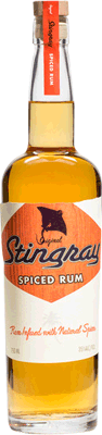 Stingray Spiced rum