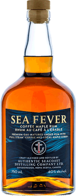 Sea Fever Coffee Maple rum