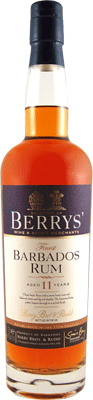 Berry's Barbados 11-Year rum