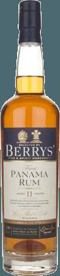 Berry's Panama 11-Year rum