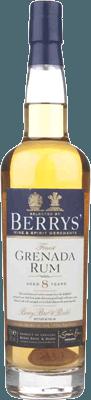 Berry's Grenada 8-Year rum
