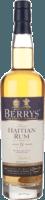 Berry's Haitian 9-Year rum