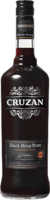 Small cruzan black strap rum