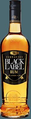 Angostura Fernandes Black Label rum