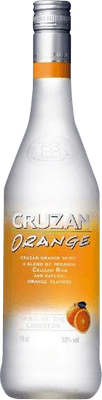 Cruzan Orange rum