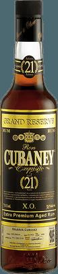 Cubaney Exquisito 21-Year rum