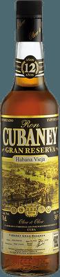 Cubaney Gran Reserva 12-Year rum