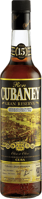 Cubaney Gran Reserva 15-Year rum
