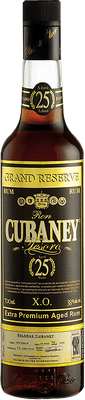 Cubaney Gran Reserva 25-Year rum