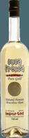 Small cuca fresca pura gold rum