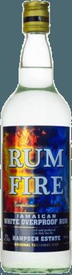 Rum Fire White Overproof rum