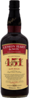 Lemon Hart 151 rum