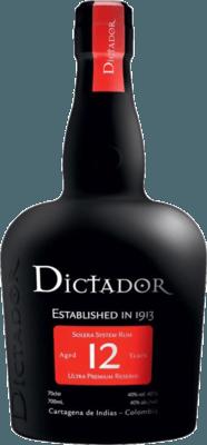 Dictador 12-Year rum