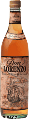Don Lorenzo Gold Reserve rum