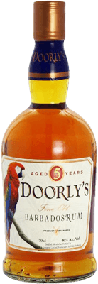 Doorly's 5-Year rum