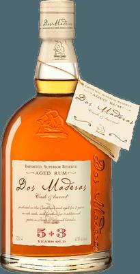 Dos Maderas 5+3 rum
