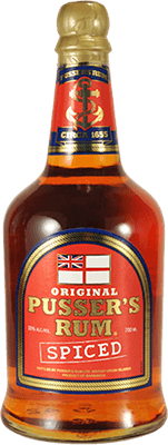 Pusser's Spiced rum