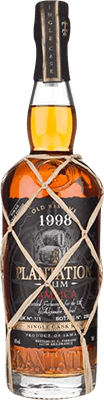 Plantation 1998 Jamaica Single Barrel Tokaji Cask Finish rum