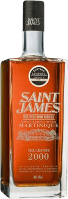 Saint James 2000 rum