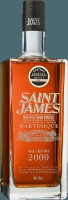 Saint James 2000 6-Year rum