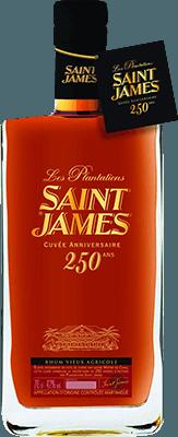 Saint James Cuvee 250th Anniversary 5-Year rum