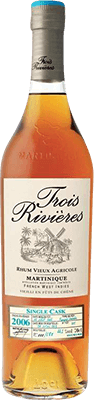 Trois Rivieres 2005 Single Cask 8-Year rum