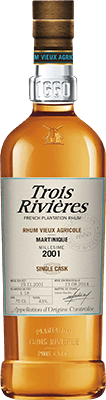 Trois Rivieres 2001 Single Cask 11-Year rum