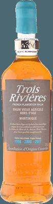 Trois Rivieres Triple 1998-2000-2007 rum