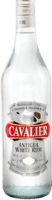 Small antigua distillery cavalier light rum 400px