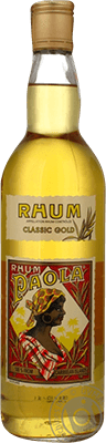 Paola Gold rum