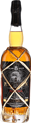 Plantation Panama Single Cask Sauterne Oak Finish 8-Year rum