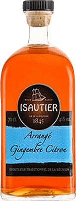 Isautier Arrange Gingembre Citron rum