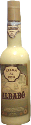 Aldabo Crema Al Ron rum