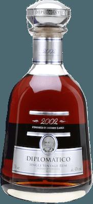 Diplomatico 2002 rum