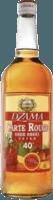 Dzama La Carta Rouge Ambre rum