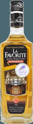 La Favorite Coeur d'Ambre 18-Mois rum