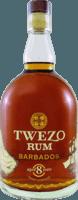 Twezo Barbados 8-Year rum